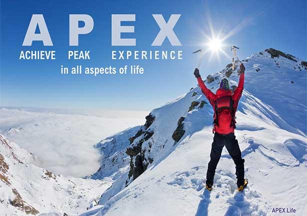 Achieve Peak Experience